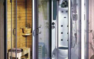 Сауна душевая кабина: совмещенная с душем для квартиры, домашняя инфракрасная с функцией сауны, кабина с