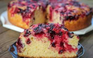 Ягодный пирог: 12 самых вкусных рецептов с фото + видео