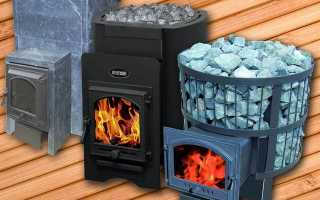 Размеры печей для бани: металлических и кирпичных, как правильно сделать расчет печи