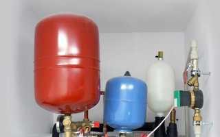 Каким должно быть давление в расширительном бачке отопления?
