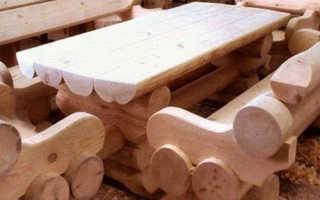 8 этапов изготовления лавок в баню своими руками (+ВИДЕО)