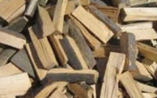 Какие дрова лучше для бани?