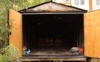 Как правильно утеплить металлический (железный) гараж изнутри и снаружи своими руками