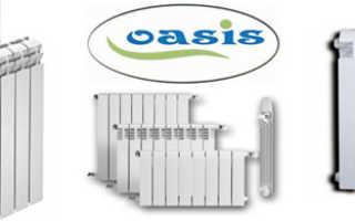 Радиаторы Оазис: характеристики и отзывы, цены