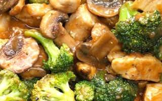 Что приготовить из шампиньонов и капусты брокколи: рецепты супов и блюд в духовке