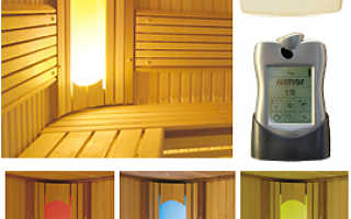 Как правильно сделать необычный и стильный настенный светильник из подручных материалов в баню своими руками: