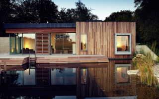 100 лучших идей дизайна: дома в стиле хай-тек (снаружи) на фото