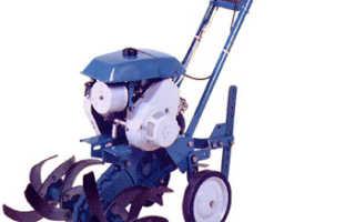 Мотокультиватор Крот: технические характеристики и устройство