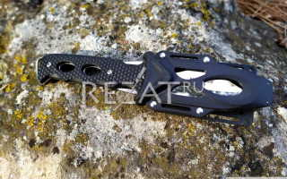 Ножи для дайвинга и подводной охоты