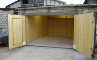 Чем недорого обшить стены внутри гаража — 5 вариантов