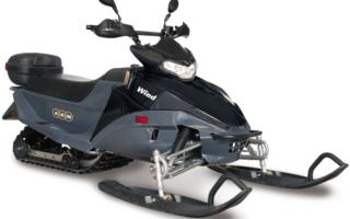 Снегоход ABM Wind 320: отзывы владельцев, цена, видео и характеристики