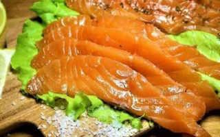 Как засолить форель — домашний пошаговый рецепт