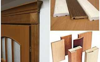 Наличники на двери: деревянные, МДФ, телескопические, размеры, монтаж