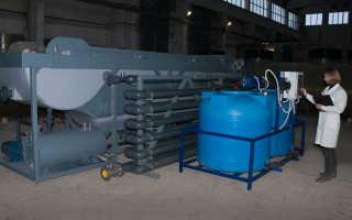 Флотаторы для очистки сточных вод — что это, принцип работы и устройство, цена