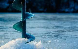 Безопасная толщина льда для рыбалки — какая минимальная толщина льда