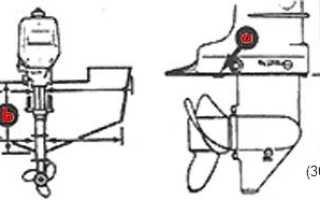 Взгляд экспертов: установка мотора на транец и регулировка
