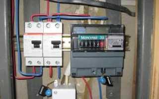 Как подключить электросчетчик правильно к проводам, цена, схема