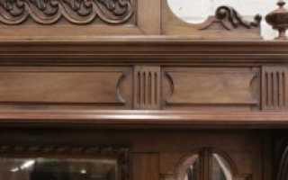 Мебель из дуба ручной работы: фото, видео, инструкции