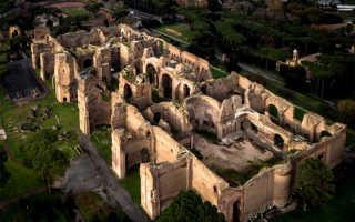 Римские бани — как было в Древнем Риме и как все устроено теперь?