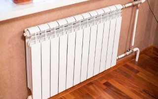 Как правильно установить радиаторы отопления в квартире согласно СНиП?