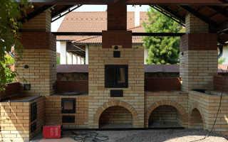 Печь для улицы на даче (35 фото): видео-инструкция по монтажу своими руками, особенности уличных печек,