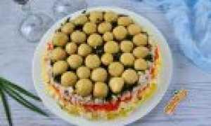 Блюда из грибов на второе — 108 рецептов с пошаговыми фото