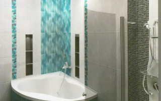 Маленькие ванны угловые (47 фото): какие самые малогабаритные из них — акриловые, чугунные