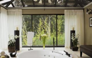 Джакузи дома (60+ идей для ванной) Сравнение моделей, цены