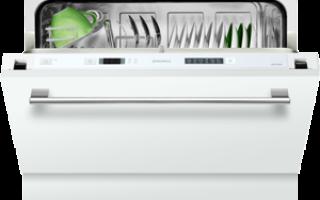 Функции посудомоечной машины — какие нужны
