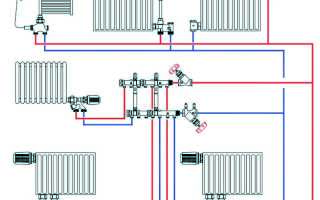 Коллекторная система отопления – важные моменты