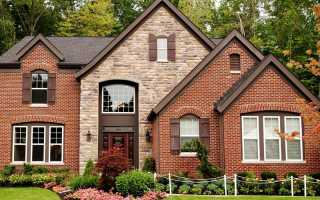 Материалы для наружной отделки дома: какой выбрать для внешних стен (фото фасадов)