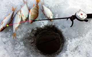 Какая лунка для зимней рыбалки будет идеальной