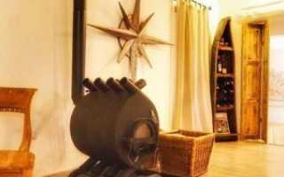 Печь булерьян своими руками — чертежи и схема сборки
