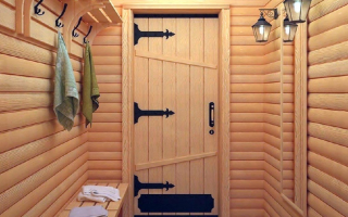 Двери для бани из липы, осины, кедра, сосны, пластиковые, металлические двери в баню