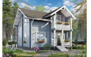 Дома из кедра — строительство под ключ и проекты