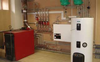 Двухконтурный электрический котел для отопления частного дома, для водоснабжения квартиры