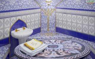Турецкая баня хамам: её устройство и все традиционные процедуры востока
