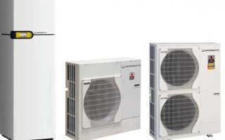 Принцип работы теплового насоса, его преиущества и недостатки