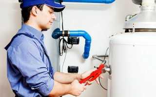 Как производится обслуживание газового котла своими руками