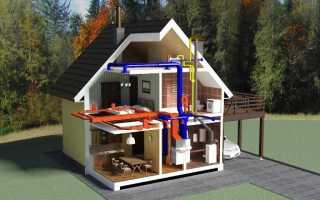 Новые технологии в отоплении частного дома: новые и современные отопительные системы, детали на фото и