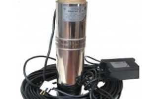 Насос для скважины Водолей: параметры, конструкция и ремонт
