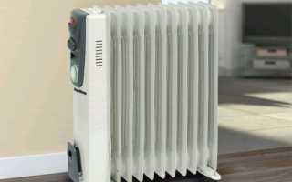 Термостат масляного радиатора — види и особенности