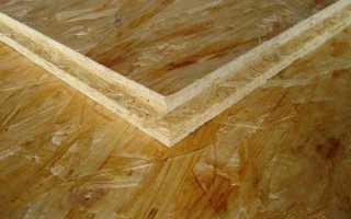 Что такое ОСБ плита, ее применение для внутренней и внешней отделки