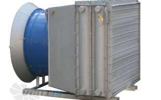 Агрегаты воздушно отопительные, АПВ, АОД, СТД, АВО — российское производство