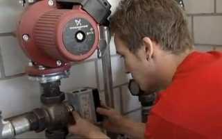 Устройство и ремонт циркуляционного насоса отопления своими руками, как разобрать?