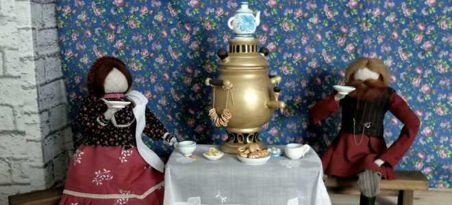 Русское чаепитие, особенности чаепития на Руси, культура пития