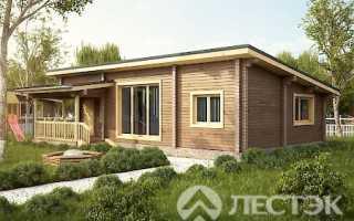 Проекты загородных домов и бань из бруса и бревна