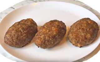 Зразы мясные — 15 рецептов вкусного приготовления