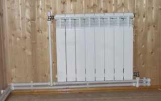 Диагональное подключение радиаторов отопления: способы и схема