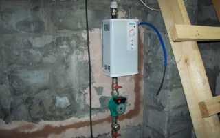 Электрокотёл для гаража – экономичное гаражное отопление электрическим котлом